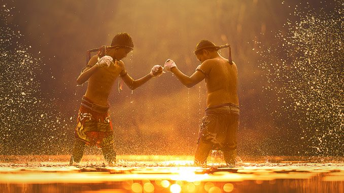 Thailand Sports (Muay Thai)