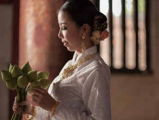 Thailand National Dress