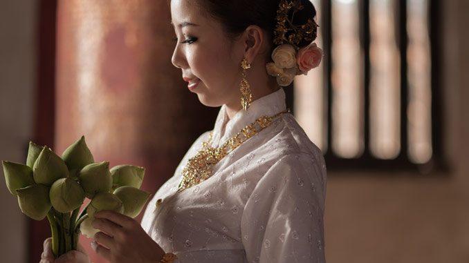 Thailand National Dress